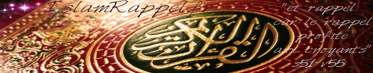 ISLAM POUR L'ETERNITE